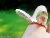 Bunny Ears Ring