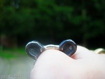 Panda Ears Ring
