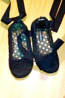 Lace Flats Revamp