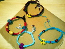 Some Summer Fun Bracelets For My Sister's Kids :)