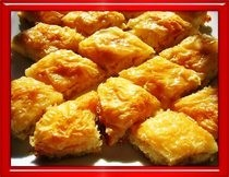 Yummy Baklava