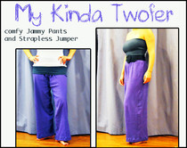 It's A Twofer: Comfy Jammie Pants And Jumper For $5.95