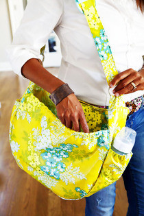 The Fashionista Baby Bag