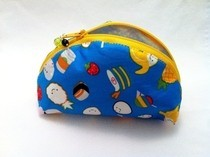 Kawaii Zipper Pouches