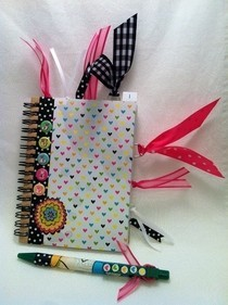 Personalized Notebooks & Pens