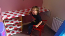Desk For My Wee One