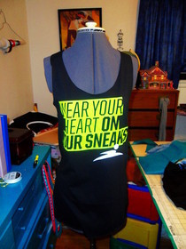 Diy Workout Tank Top