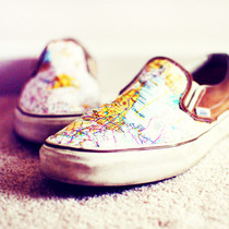 Map Shoes