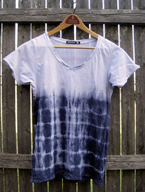 Nautical Tie Dye Tee