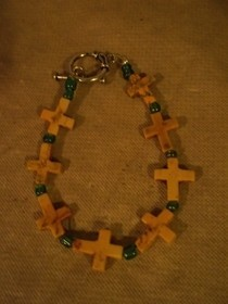 Cross Bracelet