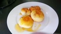 Sweet Breakfast Puffs