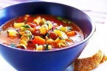 The Perfect Minestrone Soup