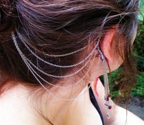 Chained Ear Cuff