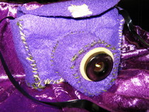 Felted Camera Case ^^
