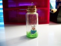 Finn In A Bottle :)