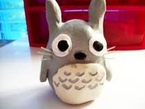 Clay Totoro :)