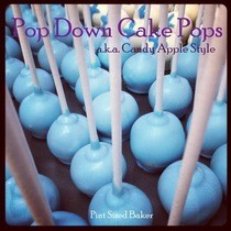 Perfect Bottomed Cake Pops