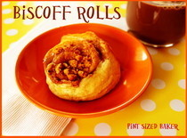 Biscoff Crescent Rounds