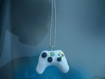 X Box Controller Necklace