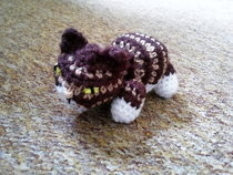 Stripy Cat Amigurumi