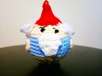 Fat Gnome Amigurumi