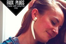 Faux Plugs