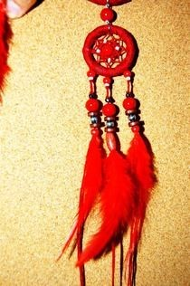 Dreamcatcher Keychain