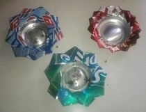 Soda/Beer Can Ashtrays