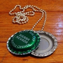 Bottle Cap Locket
