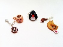 Polymer Clay Kawaii Charms