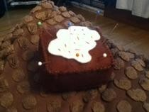 Brownie Pin Cushion