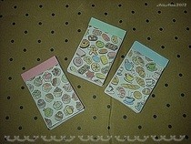 Mini Wrapper Notebooks