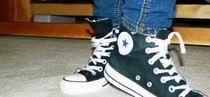 High To Low Top Converse ;)