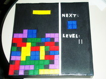 Tetris Box