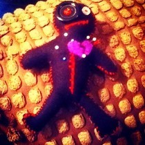 Voodoo Doll Pin Cushion