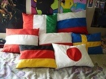 Hetalia Pillows