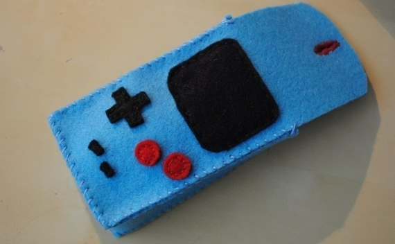 Gameboy Camera Case