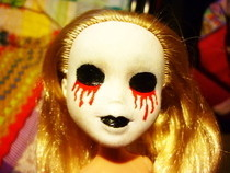 Isabel Living Dead Dolls Inspired