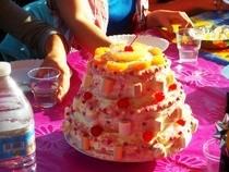 My Sweet 16 Cake