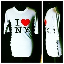 I Love New York Tee Dress