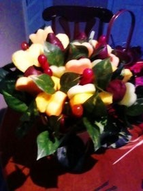 Fruit Bouquets What Do U Think??