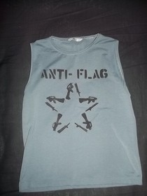 Anti   Flag Vest Top