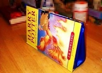 Harry Potter Book Clutch