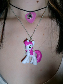 My Little Pony Necklace