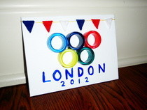 Mini Olympic Artwork