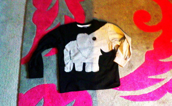 Elephant Sweatshirt!