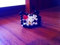 Hello Kitty Swarovski Ring