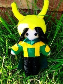 Loki Plushie