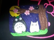 Totoro Night Scene