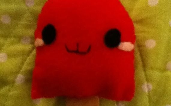 Popsicle Plushie
